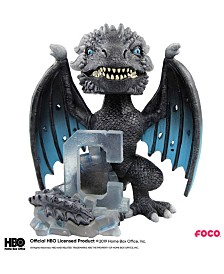 Forever Collectibles Cleveland Indians Game Of Thrones Ice Dragon Bobblehead