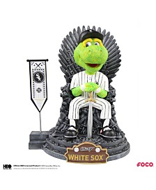 Forever Collectibles Chicago White Sox Game Of Thrones Mascot On Throne Bobblehead
