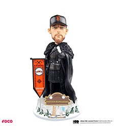 Forever Collectibles Madison Bumgarner San Francisco Giants Game Of Thrones Nights Watch Bobblehead