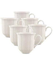 Villeroy & Boch Manoir Mugs, Set of 6