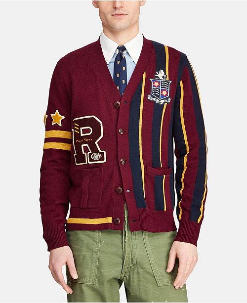 Polo Ralph Lauren Men's Varsity Sweater