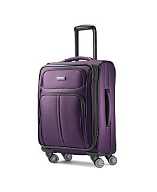 "Samsonite Leverage LTE 20"" Spinner Suitcase"