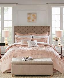 Madison Park Essentials Louisa Queen 16-Pc. Complete Bedding Set