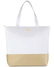 Receive a Complimentary Tote Bag with any large spray purchase from the Jimmy Choo women's fragrance collection