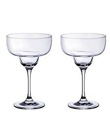 Purismo Bar Margarita Glass: Set of 2