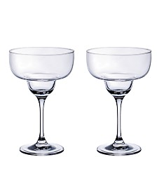 Villeroy & Boch Purismo Bar Margarita Glass: Set of 2