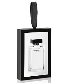 Receive a free deluxe mini with any large spray purchase from the Narciso Rodriguez Fragrance Collection