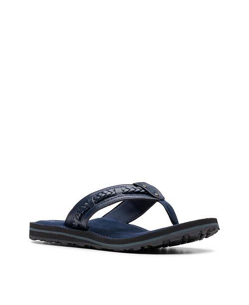 Clarks Collection Women's Fenner Nerice Flip-Flops