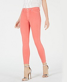 Barbara High Rise Super Skinny Ankle Jean