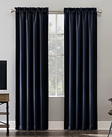 "Oslo 52"" x 63"" Theater Grade Blackout Rod Pocket Curtain Panel"