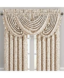 J Queen Milano Sand Waterfall Valance