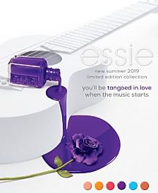 essie Summer 2019 Collection