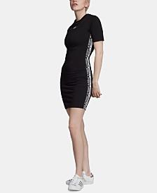 adidas Originals Logo T-Shirt Dress