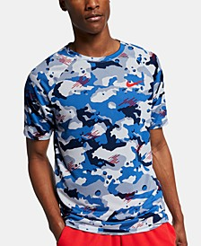 Men's Dry Legend Camo-Print T-Shirt