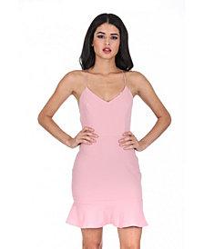 AX Paris Frill Hem Mini Dress