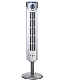 "Ultra 42"" Wind Fan - Oscillating Tower Fan with noise reduction technology"