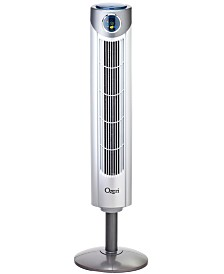 "Ozeri Ultra 42"" Wind Fan - Oscillating Tower Fan with noise reduction technology"