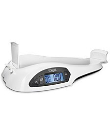 All-in-One Baby and Toddler Scale - with Weight and Height Change Detection