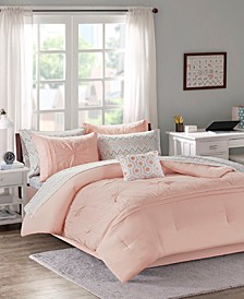 Toren 9-Pc. Full Comforter Set