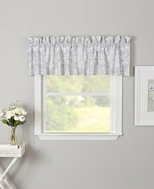 Laura Ashley Venetia Grey Window Valance