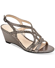 Women's Kelsah Wedge Sandals, Created for Macy's