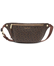 Calvin Klein Sonoma Signature Belt Bag