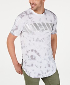 I.N.C. Men's Tie Dye Plus T-Shirt, Created for Macy's