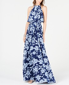 I.N.C. High-Low Maxi Dress, Created for Macy's