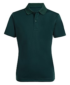 Nautica Husky Boys Performance Polo