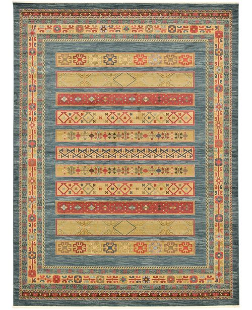 "Bridgeport Home Ojas Oja4 Beige 12' 2"" x 16' Area Rug"