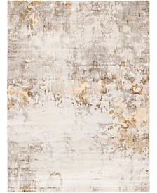 Bridgeport Home Haven Hav1 Beige 9' x 12' Area Rug