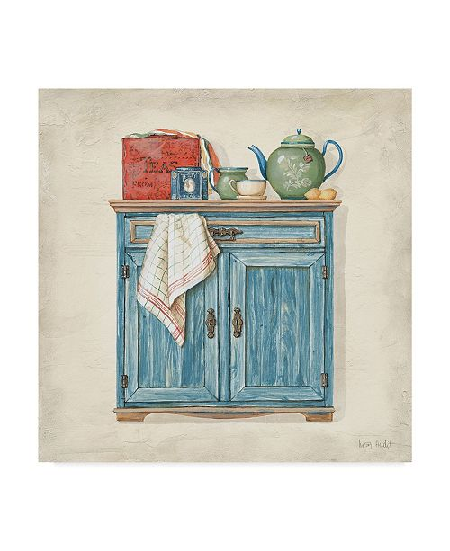 "Trademark Global Lisa Audit 'Pantry C' Canvas Art - 18"" x 18"""