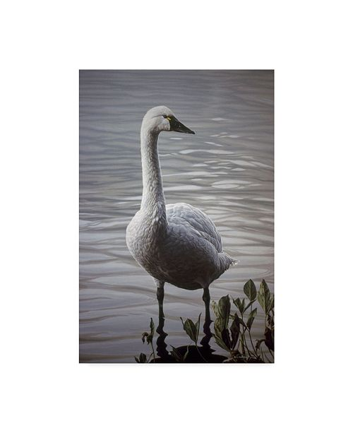 """Trademark Global Ron Parker 'Waters Edge' Canvas Art - 16"""" x 24"""""""