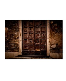 "Dan Ballard 'Room Ten' Canvas Art - 30"" x 47"""