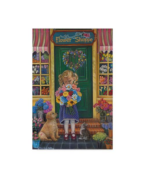 "Trademark Global Tricia Reilly-Matthews 'Especially For You' Canvas Art - 30"" x 47"""