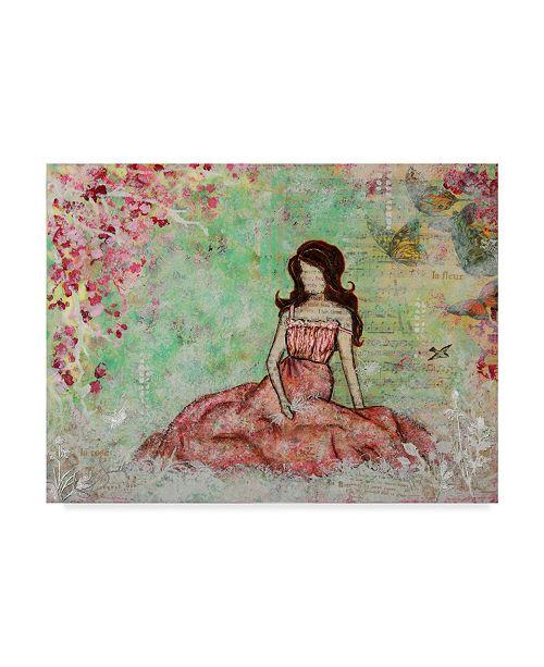"Trademark Global Janelle Nichol 'A Still Morning' Canvas Art - 32"" x 24"""