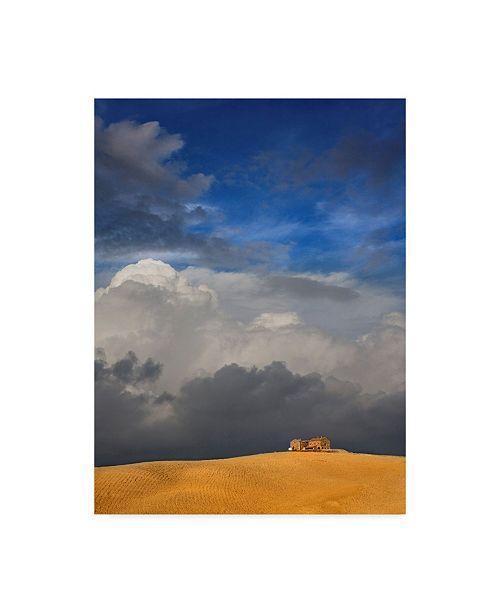 "Trademark Global Maciej Duczynski 'Rustic Italy 10' Canvas Art - 35"" x 47"""