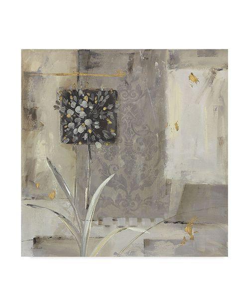 "Trademark Global Lisa Audit 'Shades of Gray I' Canvas Art - 14"" x 14"""