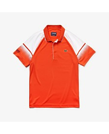 Lacoste Men's Sport Ultra Dry Gradient Polo Shirt