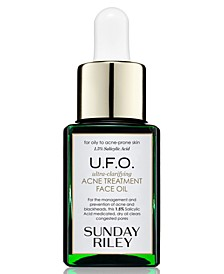U.F.O. Ultra-Clarifying Acne Treatment Face Oil, 0.5 fl. oz.