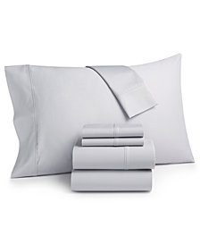 Fairfield Square Collection Brookline 1400-Thread Count 6-Pc. King Sheet Set