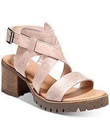Gia Lug Bottom Sandal