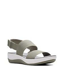 Clarks Collection Women's Arla Jacory Flat Sandals