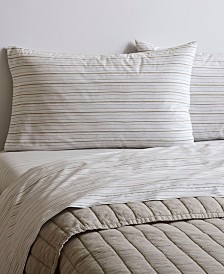 ED Ellen DeGeneres Printed Cotton Percale Twin Sheet Set