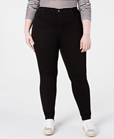 Levi's® Trendy Plus Size 721 High-Rise Skinny Jeans