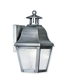 Livex Amwell 1-Light Outdoor Wall Lantern