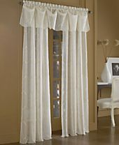 CLOSEOUT! Croscill Cavalier Sheer Window Treatment Collection