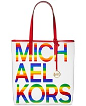 433fef04643f MICHAEL Michael Kors The Michael Bag Clear North South Tote