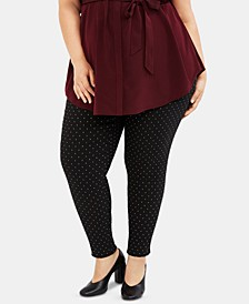 Plus Size The Maia Secret Fit Belly Skinny Ankle Pants