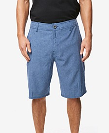 "Men's Reserve Heather 21"" Hybrid Short"